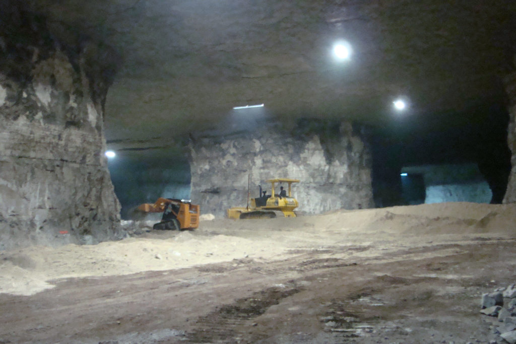 Underground Warehouse